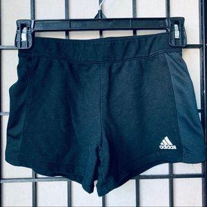 Adidas go the distance running shorts sz XS